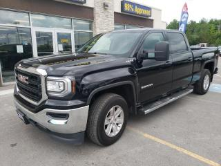 Used 2018 GMC Sierra 1500 CREW CAB 5.3L V8 4WD BACKUP CAM CRUISE for sale in Trenton, ON