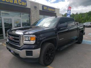 Used 2015 GMC Sierra 1500 SLE CREW CAB 5.3L 4X4 BACKUP CAM CRUISE TOW PKG for sale in Trenton, ON