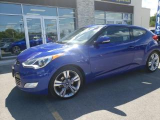 Used 2014 Hyundai Veloster w/ TECH PACKAGE for sale in Trenton, ON
