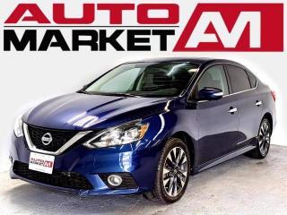 Used 2016 Nissan Sentra SR Certified! Rear View Camera! We Approve All Credit! for sale in Guelph, ON