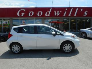 Used 2015 Nissan Versa Note MANUAL TRANSMISSION , ECONOMICAL DRIVING for sale in Aylmer, ON