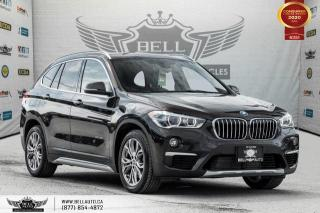 Used 2016 BMW X1 xDrive28i, NO ACCIDENT, AWD, HEADS-UP DIS, NAVI, REAR CAM for sale in Toronto, ON
