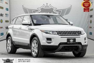 Used 2015 Land Rover Evoque Pure Plus, NO ACCIDENT, AWD, NAVI, REAR CAM for sale in Toronto, ON