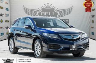 Used 2017 Acura RDX Tech Pkg, NO ACCIDENT, AWD, NAVI, REAR CAM, B.SPOT for sale in Toronto, ON