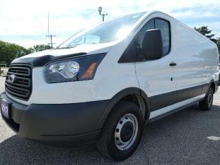 Used 2017 Ford Transit Cargo Van   Back Up Cam   Mounted Toolboxes   Bluetooth for sale in Essex, ON