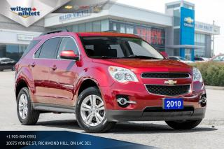 Used 2010 Chevrolet Equinox LT for sale in Richmond Hill, ON