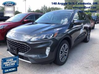 New 2020 Ford Escape SEL for sale in Caledonia, ON