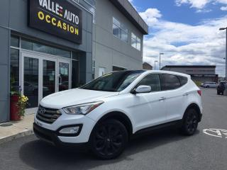 Used 2013 Hyundai Santa Fe AWD 4DR 2.0T AUTO SE for sale in St-Georges, QC