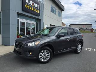 Used 2016 Mazda CX-5 FWD 4dr Auto GS for sale in St-Georges, QC