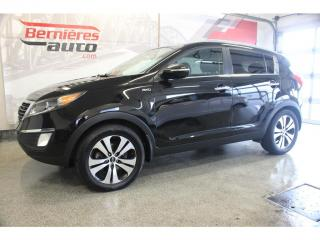 Used 2012 Kia Sportage EX AWD for sale in Lévis, QC