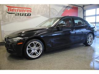 Used 2014 BMW 320 XDRIVE SPORT PACK for sale in Lévis, QC