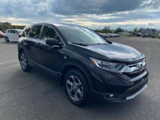 Used 2017 Honda CR-V EX-L AWD for sale in Pintendre, QC