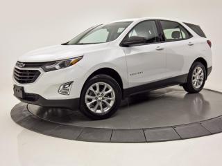Used 2018 Chevrolet Equinox AWD PUSH START BACK UP CAM A/C 4X4 for sale in Brossard, QC