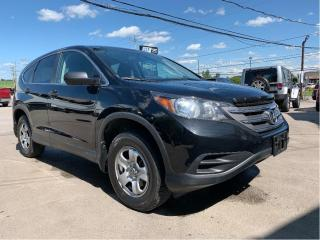 Used 2012 Honda CR-V LX, ALL WHEEL DRIVE for sale in Caledonia, ON
