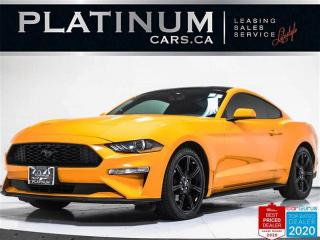 Used 2018 Ford Mustang EcoBoost, AUTOMATIC, 310HP, CAM, PUSH TO START for sale in Toronto, ON