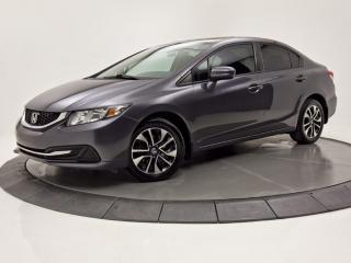 Used 2014 Honda Civic ex manuel toit ouvrant bluetooth cruise for sale in Brossard, QC