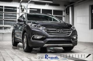 Used 2017 Hyundai Santa Fe Sport AWD 2.4L SE Chez Rimouski Hyundai for sale in Rimouski, QC