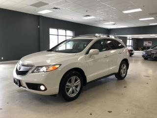 Used 2015 Acura RDX W/TECH*NAVIGATION*REAR VIEW CAMERA*NO ACCIDENTS*CE for sale in North York, ON