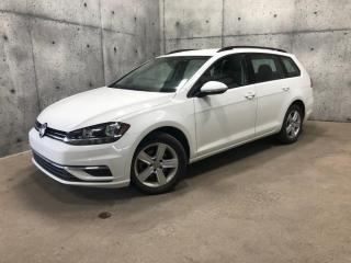 Used 2019 Volkswagen Golf Sportwagen Highline AUTOMATIQUE 4 MOTION APPLE CAR PLAY SIÈGES CHAUFFANT for sale in St-Nicolas, QC