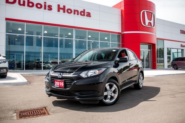 2016 Honda HR-V LX 2WD