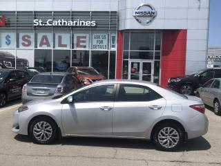 Used 2018 Toyota Corolla LE for sale in St. Catharines, ON
