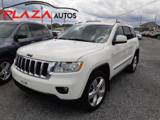 Used 2011 Jeep Grand Cherokee 4WD 4Dr Laredo for sale in Beauport, QC