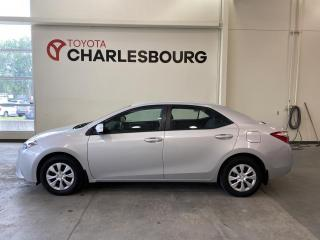 Used 2014 Toyota Corolla CE - MANUELLE for sale in Québec, QC