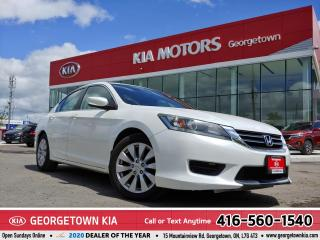 Used 2013 Honda Accord Sedan LX | WHOLESALE TO THE PUBLIC| YOU CERTIFY YOU SAVE for sale in Georgetown, ON