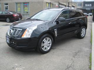 Used 2013 Cadillac SRX AWD, BLIND SPOT, LANE DEP, PANO ROOF, MUCH MORE for sale in North York, ON