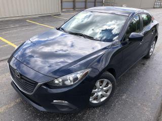 Used 2015 Mazda MAZDA3 GX 2WD for sale in Cayuga, ON
