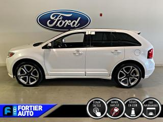 Used 2013 Ford Edge Sport 4 portes Traction intégrale for sale in Montréal, QC