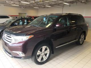 Used 2012 Toyota Highlander HIGHLANDER / 4WD for sale in Terrebonne, QC