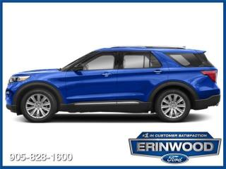 New 2020 Ford Explorer XLT for sale in Mississauga, ON