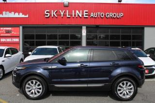 Used 2017 Land Rover Evoque 5DR HB SE for sale in Surrey, BC