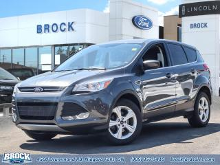 Used 2015 Ford Escape SE for sale in Niagara Falls, ON