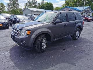 Used 2011 Ford Escape XLT for sale in Madoc, ON