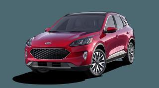 New 2020 Ford Escape Titanium Hybrid for sale in Ottawa, ON