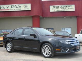 Used 2011 Ford Fusion SEL for sale in West Saint Paul, MB
