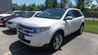 Used 2014 Ford Edge Limited for sale in New Hamburg, ON