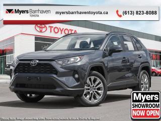New 2020 Toyota RAV4 XLE AWD  - XLE Premium - $238 B/W for sale in Ottawa, ON