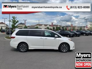 Used 2018 Toyota Sienna XLE AWD 7-Passenger  - $303 B/W for sale in Ottawa, ON