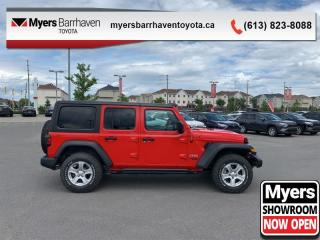 Used 2018 Jeep Wrangler Unlimited Sport  - Removable Top - $233 B/W for sale in Ottawa, ON