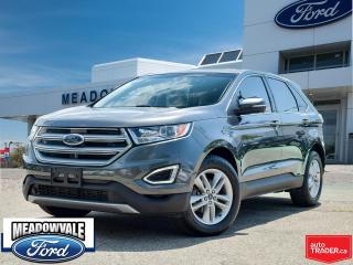 Used 2016 Ford Edge SEL for sale in Mississauga, ON
