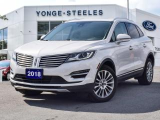 Used 2018 Lincoln MKC Reserve for sale in Thornhill, ON
