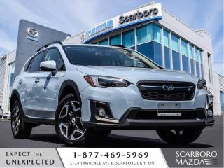 Used 2018 Subaru XV Crosstrek LIMITED|LEATHER|MOONROOF|1 OWNER for sale in Scarborough, ON