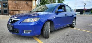 Used 2009 Mazda MAZDA3 AUTO|2 SET TIRES|POWER LOCKS&WINDOWS for sale in Scarborough, ON