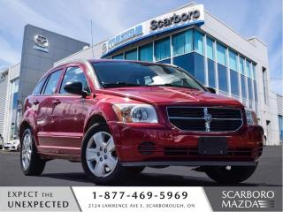 Used 2009 Dodge Caliber AUTO|2 SET OF TIRES|LOW KM|CLEAN CARFAX for sale in Scarborough, ON