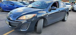 Used 2010 Mazda MAZDA3 AUTO|POWER WINDOW, LOCKS for sale in Scarborough, ON