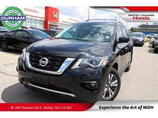 Used 2017 Nissan Pathfinder SL for sale in Whitby, ON