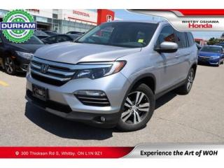 Used 2018 Honda Pilot w/Rear Entertainment System for sale in Whitby, ON